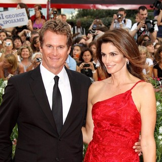 Cindy Crawford in 68th Venice Film Festival - Day 1 - The Ides of March - Red Carpet - gerber-crawford-68th-venice-film-festival-03