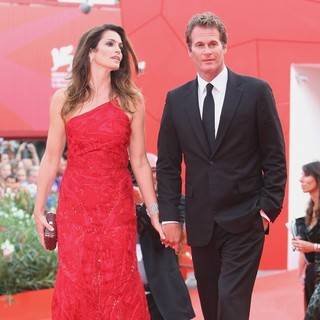 Cindy Crawford in 68th Venice Film Festival - Day 1 - The Ides of March - Red Carpet - gerber-crawford-68th-venice-film-festival-04