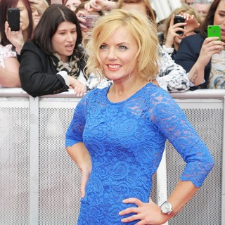 Geri Halliwell in X Factor Auditions