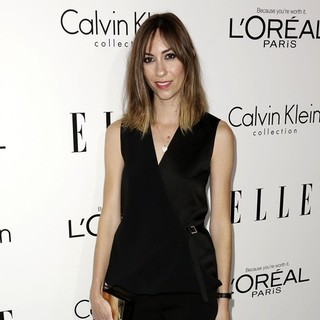 Gia Coppola in ELLE 20th Annual Women in Hollywood Celebration