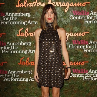 Gia Coppola in Opening Night Gala of The Wallis Annenberg Center for The Performing Arts