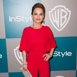 Giada De Laurentiis in The 69th Annual Golden Globe Awards - 13th Annual Warner Bros. and InStyle After Party