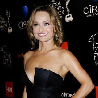 Giada De Laurentiis in The 40th Annual Daytime Emmy Awards - Arrivals