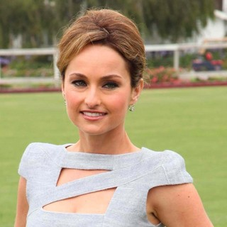 Giada De Laurentiis in The Foundation Polo Challenge - Arrivals