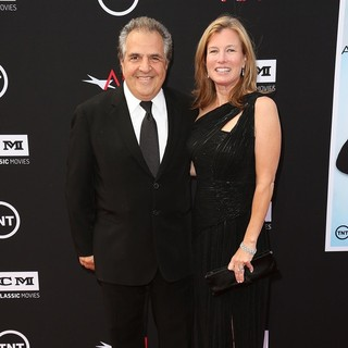 Jim Gianopulos, Ann Gianopulos in 41st AFI Life Achievement Award Honoring Mel Brooks - Red Carpet