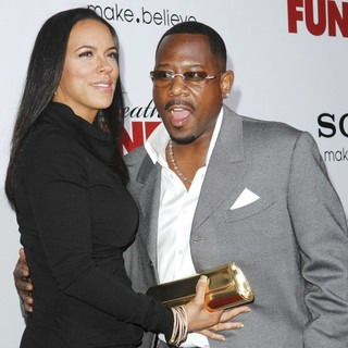 Shamicka Gibbs, Martin Lawrence in World Premiere of Death at a Funeral