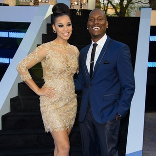 Lyndriette Kristal Smith, Tyrese Gibson in World Premiere of Fast and Furious 6 - Arrivals