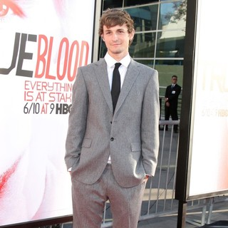 Giles Matthey in Los Angeles Premiere for The Fifth Season of HBO's Series True Blood - Arrivals