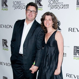 Vince Gill, Amy Grant in The 2012 Concert for The Rainforest Fund Afterparty - Arrivals