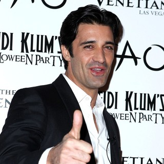 Gilles Marini in Heidi Klum's 12th Annual Halloween Party Presented by Tao Nightclub