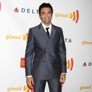 Gilles Marini in The 23rd Annual GLAAD Media Awards