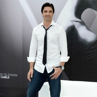Gilles Marini in Switched at Birth Photocall During 52nd Annual Monte Carlo TV and Film Festival