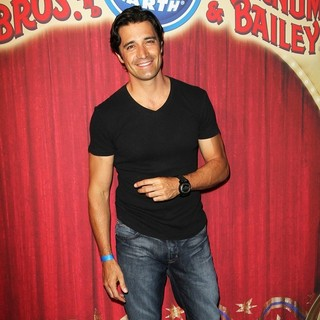 Gilles Marini in Los Angeles Premiere of Fully Charged Presented by Ringling Bros. and Barnum and Bailey