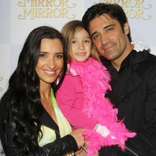 Carole Marini, Gilles Marini in Relativity Media Presents The Los Angeles Premiere of Mirror Mirror - Arrivals