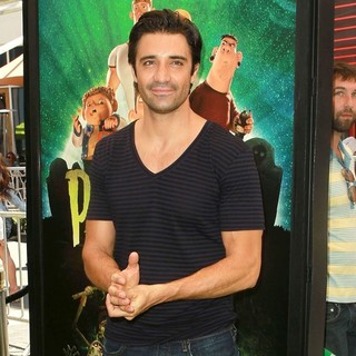 Gilles Marini in World Premiere of ParaNorman