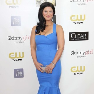 Gina Carano in 18th Annual Critics' Choice Movie Awards