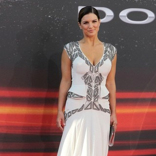 Gina Carano in Los Angeles Premiere of Fast and Furious 6