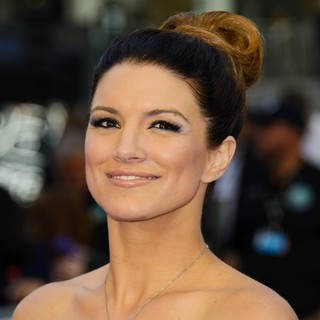 Gina Carano in World Premiere of Fast and Furious 6 - Arrivals - gina-carano-uk-premiere-fast-and-furious-6-01