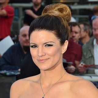 Gina Carano in World Premiere of Fast and Furious 6 - Arrivals - gina-carano-uk-premiere-fast-and-furious-6-02