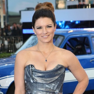 Gina Carano in World Premiere of Fast and Furious 6 - Arrivals