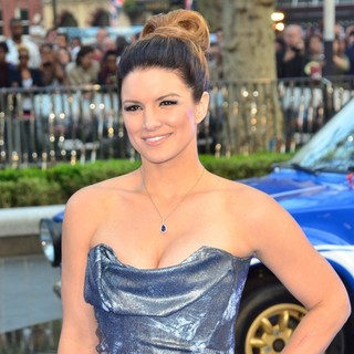 Gina Carano in World Premiere of Fast and Furious 6 - Arrivals - gina-carano-uk-premiere-fast-and-furious-6-04