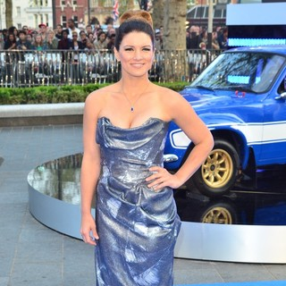 Gina Carano in World Premiere of Fast and Furious 6 - Arrivals - gina-carano-uk-premiere-fast-and-furious-6-05