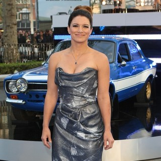 Gina Carano in World Premiere of Fast and Furious 6 - Arrivals - gina-carano-uk-premiere-fast-and-furious-6-06