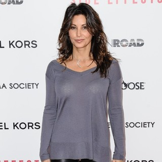 Gina Gershon in New York Premiere of Side Effects