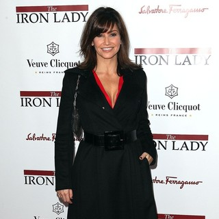 Gina Gershon in The New York Premiere of The Iron Lady