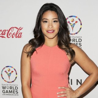 Gina Rodriguez in 3rd Annual Gold Meets Golden
