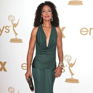 Gina Torres in The 63rd Primetime Emmy Awards - Arrivals