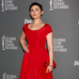 Ginnifer Goodwin in 15th Annual Costume Designers Guild Awards