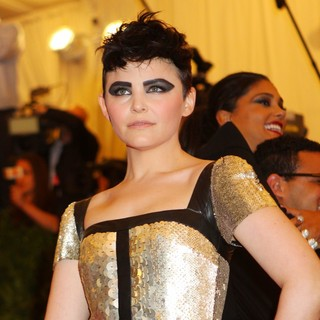 Ginnifer Goodwin in PUNK: Chaos to Couture Costume Institute Gala