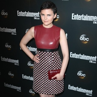 Ginnifer Goodwin in Entertainment Weekly and ABC TV Celebrate The New York Upfronts with A VIP Cocktail Party - Arrivals