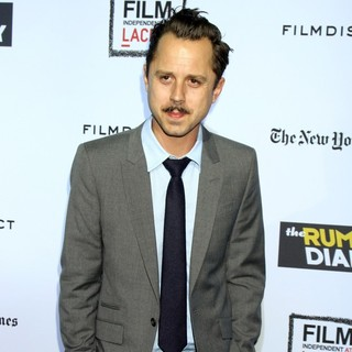 Giovanni Ribisi in The Rum Diary Premiere - Arrivals