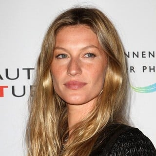 Gisele Bundchen in Beauty Culture Photographic Exploration
