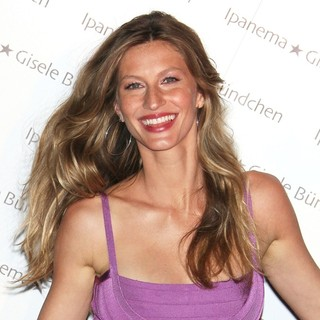 Gisele Bundchen Launches Her Flip Flop Collection