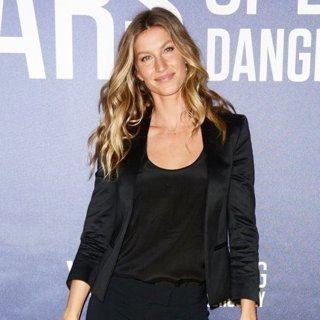 Gisele Bundchen-National Geographic's Years of Living Dangerously Season 2 World Premiere - Red Carpet Arrivals