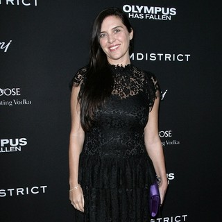 Gisella Marengo in Los Angeles Premiere of Olympus Has Fallen