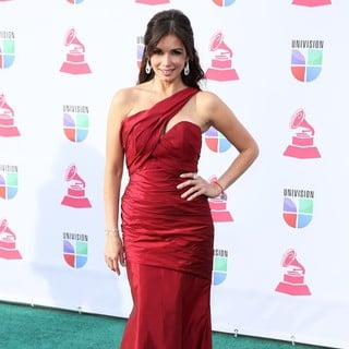 Giselle Blondet in 13th Annual Latin Grammy Awards - Arrivals