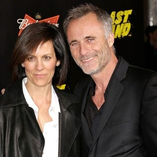 Annabeth Gish, Timothy V. Murphy in The World Premiere of The Last Stand