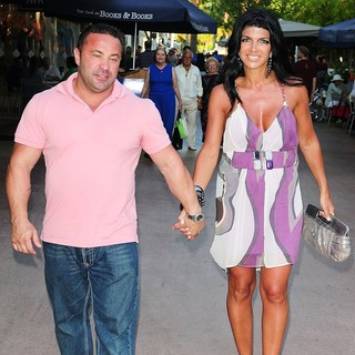 Joe Giudice, Teresa Giudice in Teresa Giudice at The book Signing for Her New Cookbook