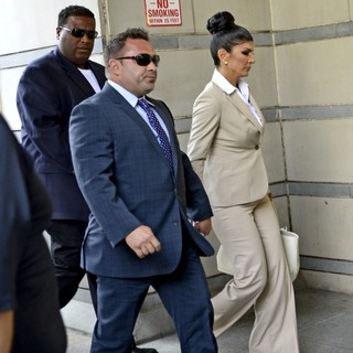 Teresa Giudice - Joe Giudice and Teresa Giudice Have Pleaded Not Guilty to Federal Fraud Charges