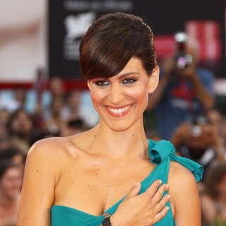 Giulia Bevilacqua in The 68th Venice Film Festival - Day 4 - Contagion - Premiere- Arrivals