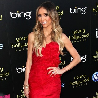 Giuliana Rancic in The 13th Annual Young Hollywood Awards Presented by Bing - Arrivals