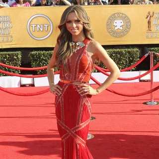 Giuliana Rancic in The 18th Annual Screen Actors Guild Awards - Arrivals