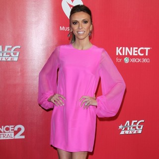 Giuliana Rancic in 2012 MusiCares Person of The Year Gala Honoring Paul McCartney