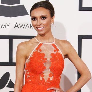 Giuliana Rancic in The 56th Annual GRAMMY Awards - Arrivals