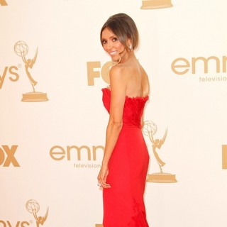 Giuliana Rancic in The 63rd Primetime Emmy Awards - Arrivals