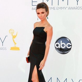Giuliana Rancic in 64th Annual Primetime Emmy Awards - Arrivals